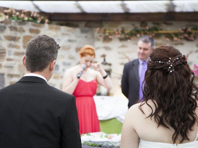 La boda de Rubén y Zuriñe en Lezama, Vizcaya 3