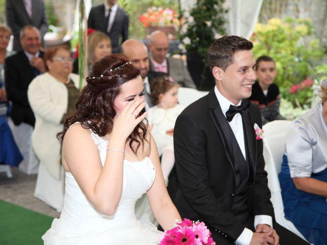 La boda de Rubén y Zuriñe en Lezama, Vizcaya 4