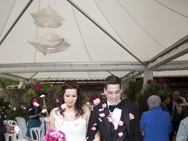 La boda de Rubén y Zuriñe en Lezama, Vizcaya 7