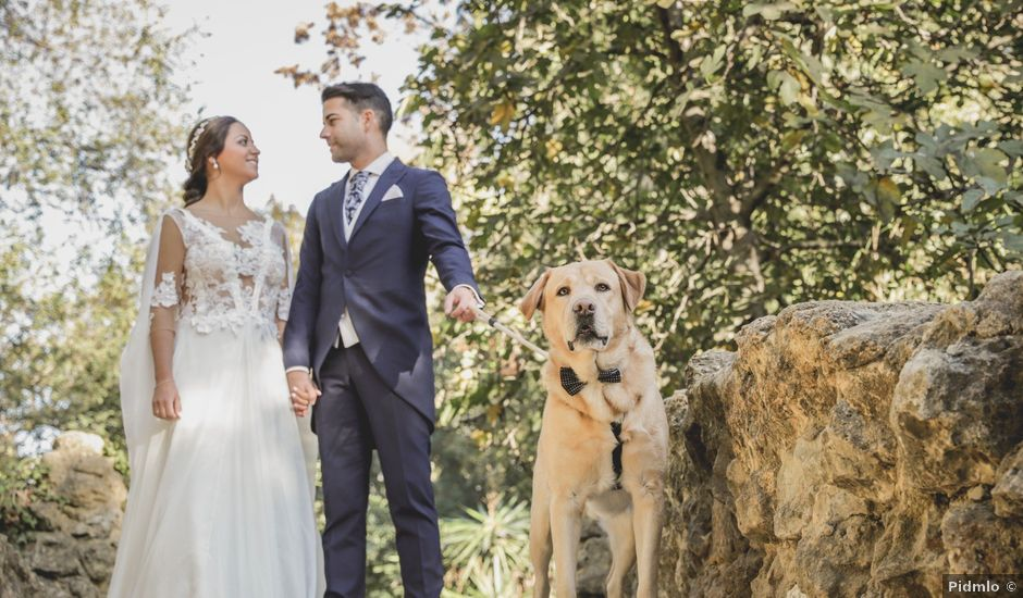 La boda de Jose Antonio y Carmen en Espartinas, Sevilla