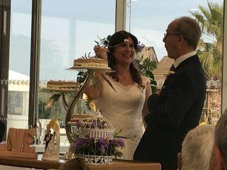 La boda de Isabel y Julián 2