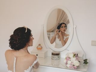 La boda de Espe y Javi 1