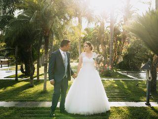 La boda de Vicky y Juan