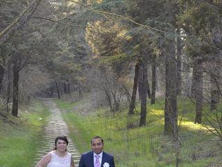 La boda de Cristina  y Berquin 3