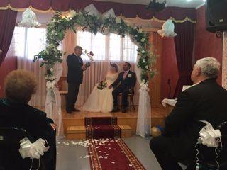 La boda de Cristina  y Berquin