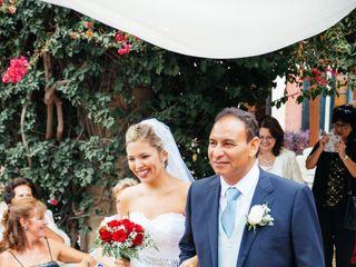 La boda de Daiana y Rober 2