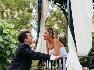 La boda de Daiana y Rober