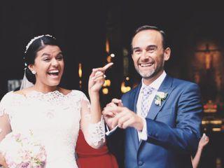 La boda de Sheina y Daniel