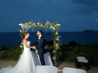 La boda de Manuela  y Sergio