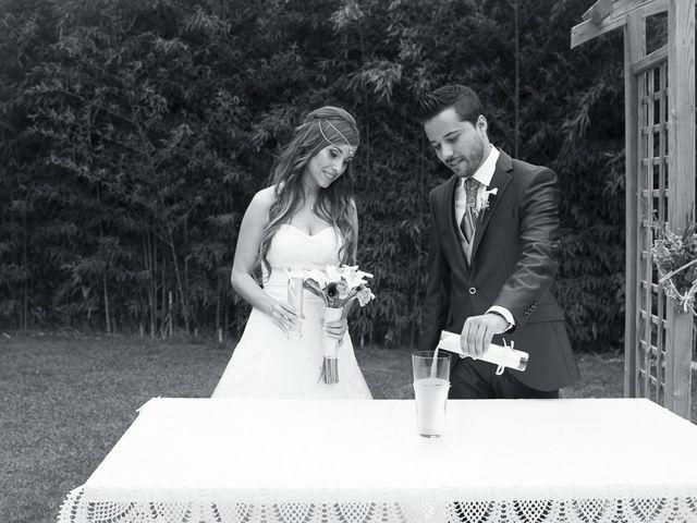 La boda de Ariadna y Lluis