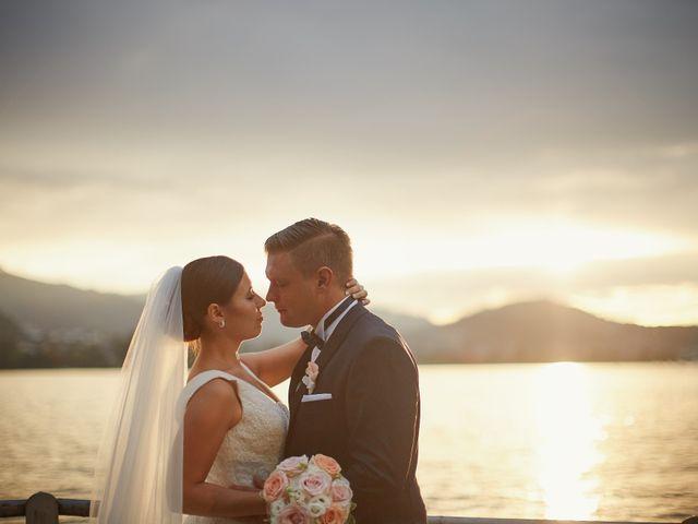 La boda de Elisabeth y Alexander