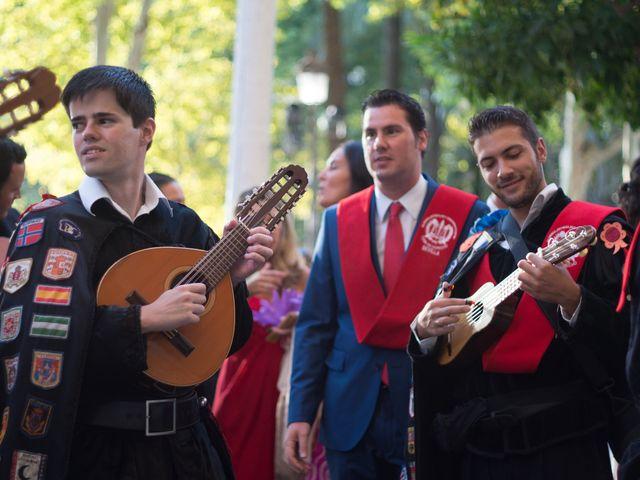 La boda de Teresa y Jose Luis en Sevilla, Sevilla 4
