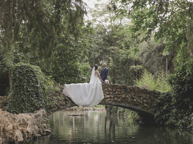 La boda de Javi y Espe en Bollullos De La Mitacion, Sevilla 4