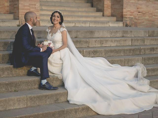 La boda de Javi y Espe en Bollullos De La Mitacion, Sevilla 5