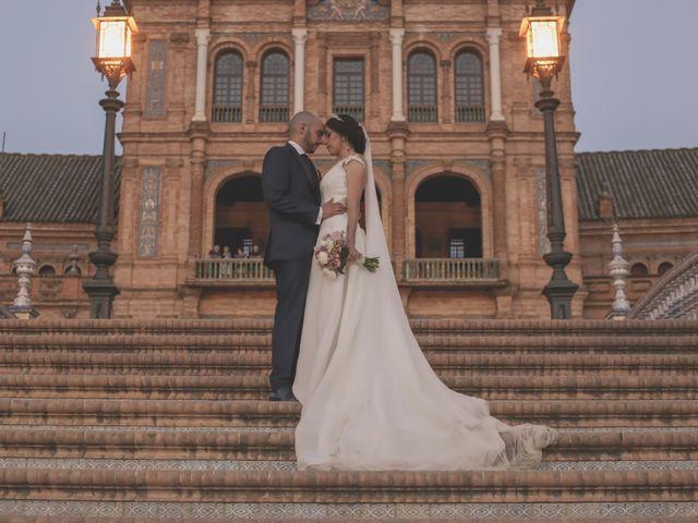 La boda de Javi y Espe en Bollullos De La Mitacion, Sevilla 6