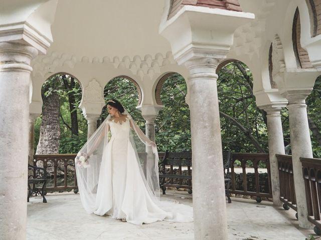 La boda de Javi y Espe en Bollullos De La Mitacion, Sevilla 15