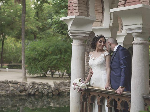 La boda de Javi y Espe en Bollullos De La Mitacion, Sevilla 16