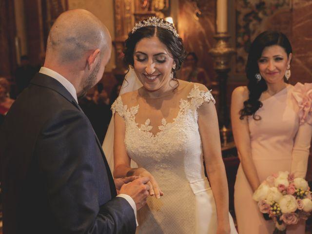 La boda de Javi y Espe en Bollullos De La Mitacion, Sevilla 29