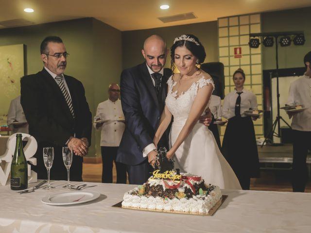 La boda de Javi y Espe en Bollullos De La Mitacion, Sevilla 30