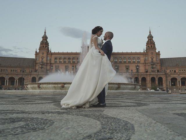 La boda de Javi y Espe en Bollullos De La Mitacion, Sevilla 37