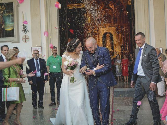 La boda de Javi y Espe en Bollullos De La Mitacion, Sevilla 38