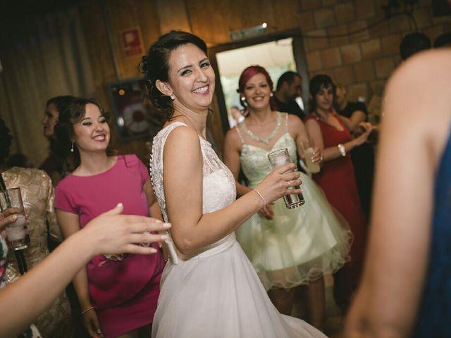 La boda de Jose y Mara en Bullas, Murcia 15