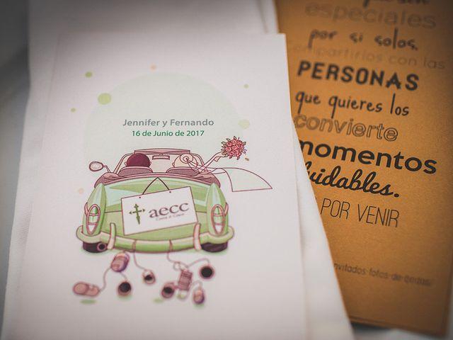 La boda de Fernando y Jennifer en Arganda Del Rey, Madrid 71