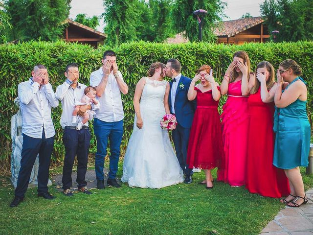 La boda de Fernando y Jennifer en Arganda Del Rey, Madrid 73