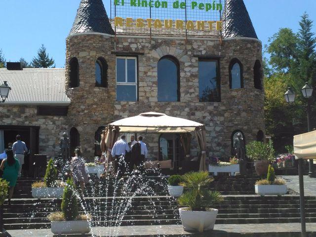 La boda de Alejandro y Marta en Ponferrada, León 8