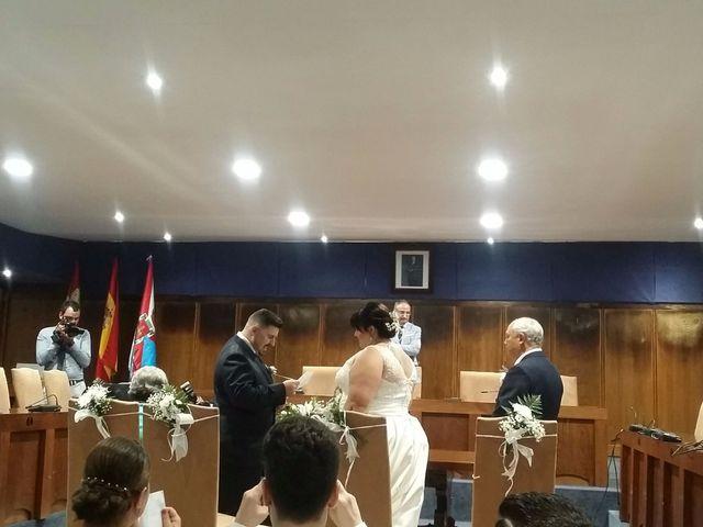La boda de Alejandro y Marta en Ponferrada, León 10