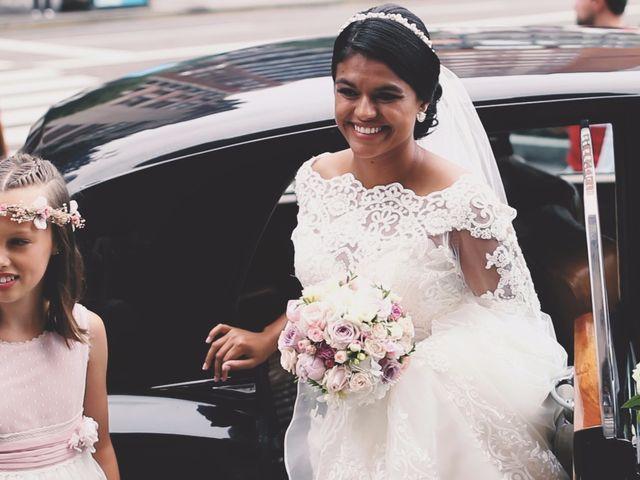 La boda de Daniel y Sheina en Gijón, Asturias 4