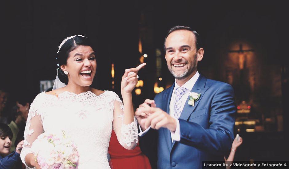La boda de Daniel y Sheina en Gijón, Asturias