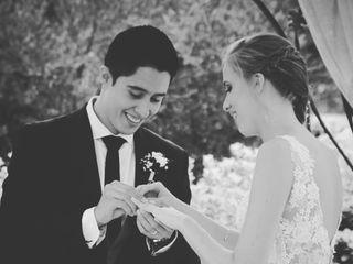 La boda de Judith y Héctor
