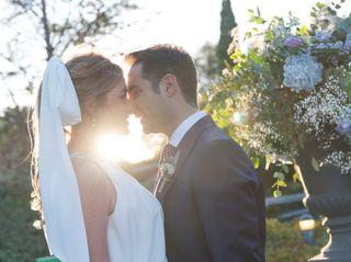 La boda de Marta y Andrés Jose