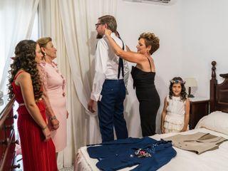 La boda de Mª del Mar y Manuel Luis 3