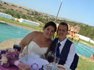 La boda de Soraya y Luis Pedro