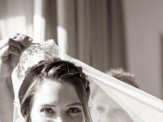 La boda de Marité  y Luigi 1