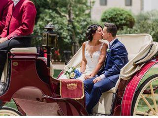 La boda de Nuria y Cristian