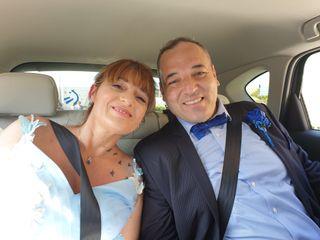 La boda de Emily y Adrian
