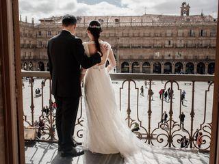 La boda de Paloma y Pedro