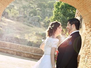 La boda de Mónica y Jaime