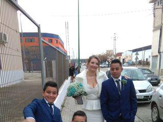 La boda de Karolina  y José  3