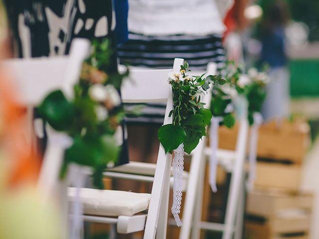 La boda de Rubén y Sandra en Cubas, Cantabria 2