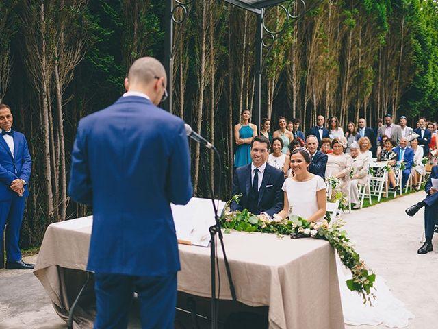 La boda de Rubén y Sandra en Cubas, Cantabria 5