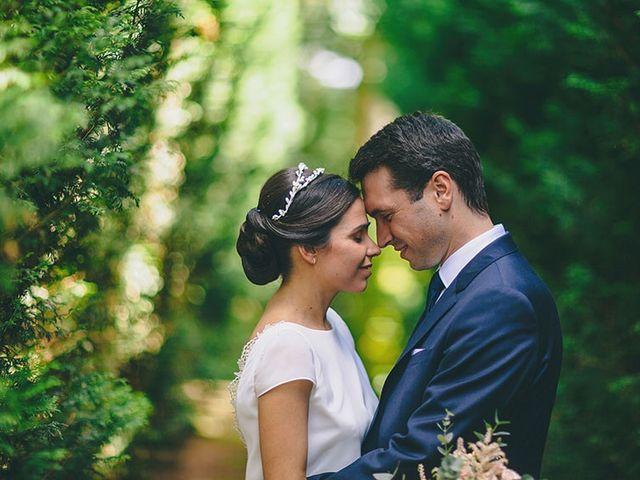 La boda de Rubén y Sandra en Cubas, Cantabria 9