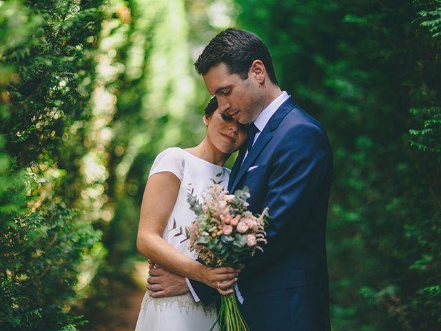 La boda de Rubén y Sandra en Cubas, Cantabria 10