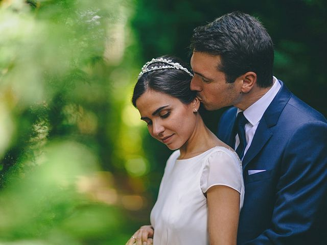 La boda de Rubén y Sandra en Cubas, Cantabria 11