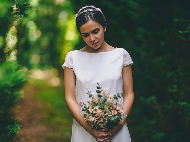La boda de Rubén y Sandra en Cubas, Cantabria 12