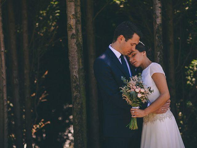 La boda de Rubén y Sandra en Cubas, Cantabria 19