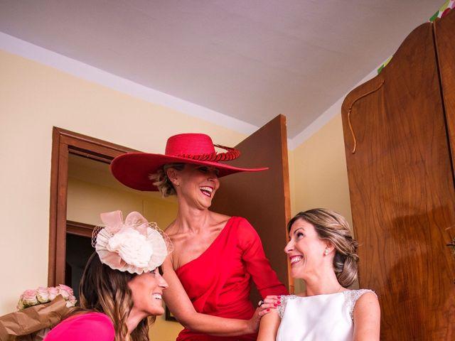 La boda de Jose y Nuria en La Bañeza, León 16